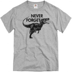 Never Forget - Black