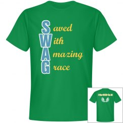 Green/Gold SWAG