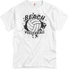 Beach Volleyball T-Shirt