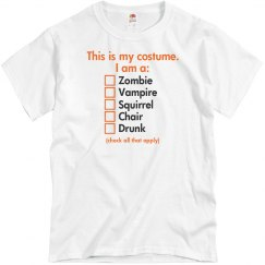 Choose My Costume For Me