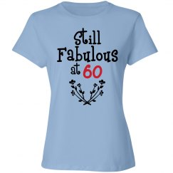 Still Fabulous at 60