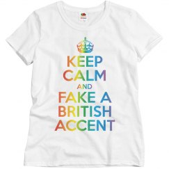 Fake A British Accent