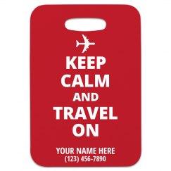 Keep Calm Travel On
