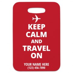 Keep Calm Travel On