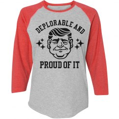 Deplorable And Proud Of It