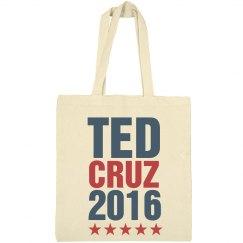 Ted Cruz Tote