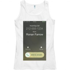 Incoming Call from Ronan Farrow Costume
