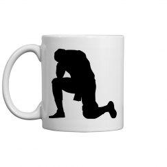 Football Coffee Cup