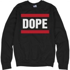 Dope Crew Neck