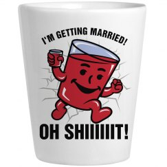 Getting Married Oh Shit