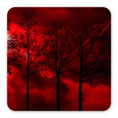 Red Sky Magnet