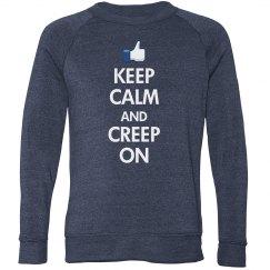Creep On Sweatshirt