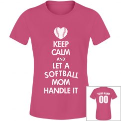 Softball Moms Handle It