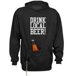 DRINK LOCAL BEER!