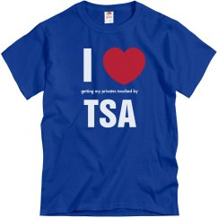 I Love The TSA