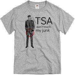 TSA Don't Touch My Junk