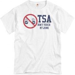 Don't Touch My Junk TSA