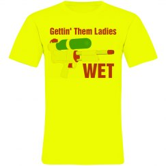 Someone Say Wet T-Shirt?