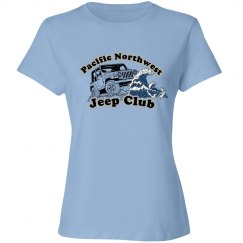 Pacific Northwest Jeep Club ladies