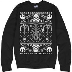 Ugly X-Mas Sweater