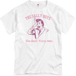 The Sally Boys Cornhole Team