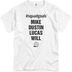 The Boys Squad Goals Tee