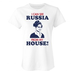 Look Palin, Russia!