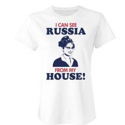 Look Palin, Russia!