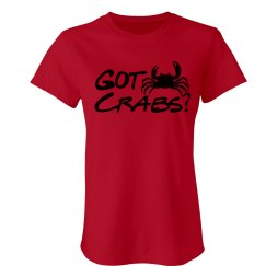 Got Crabs? T-Shirt