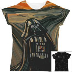 Darth All Over Print Women's Tee