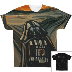 All Over Print Darth Men's Tee