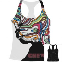 Chewy All Over Print Tank