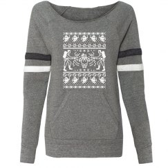 Ghost Call Sweater