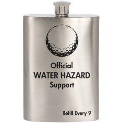 Golf water Hazard support system