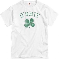 O'Shirt Irish St. Patrick's Day