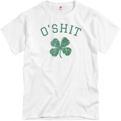 O'Shirt Irish St. Patrick's Day