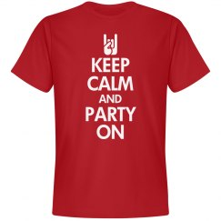 Keep Calm & Party On
