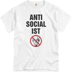 Anti-Socialist Sanders