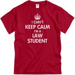 I'm a Law student