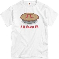 I 8 Sum Pi Tee