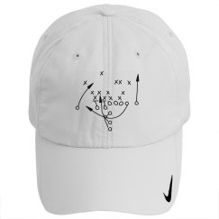 Football Strategy Hat