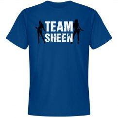 Team Sheen Distressed