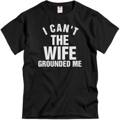 I Can't Wife Grounded Me