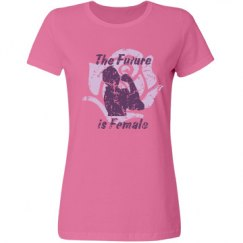 The Future is Female (misses pink/purple)