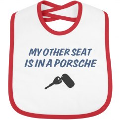 Other Seat In A Porsche