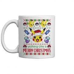 Wishing Chu A Merry Xmas