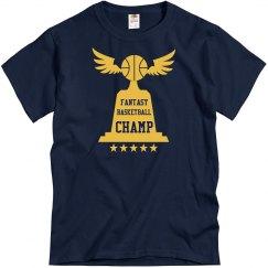 Basketball Trophie