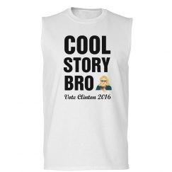 Cool Story Bro Hillary