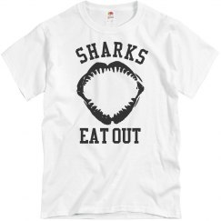 Sharks Eat Out