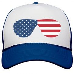USA Party Head